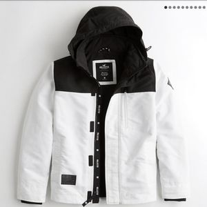 All weather fleece jacket